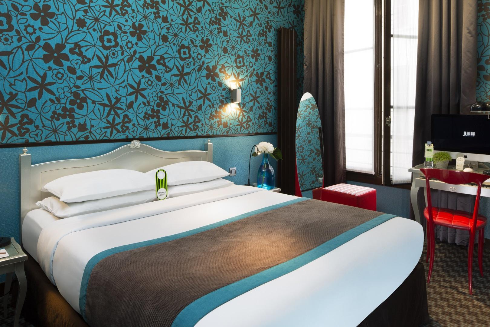 Hotel sorbonne paris design hotel in saint germain des for Hotel design paris 7