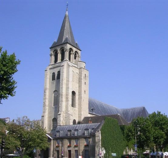 St Germain des Pres